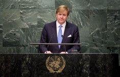koning spreekt VN toe 28-9-2015