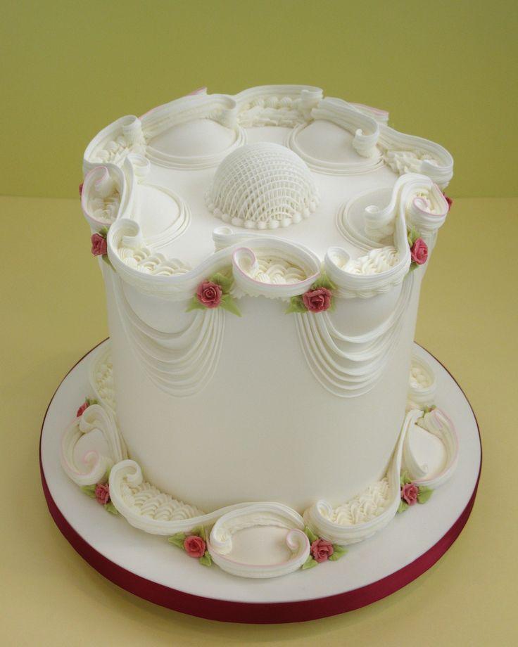 Wedding Cake Decorating Classes: 133 Best Images About Lambeth Wedding Cakes On Pinterest