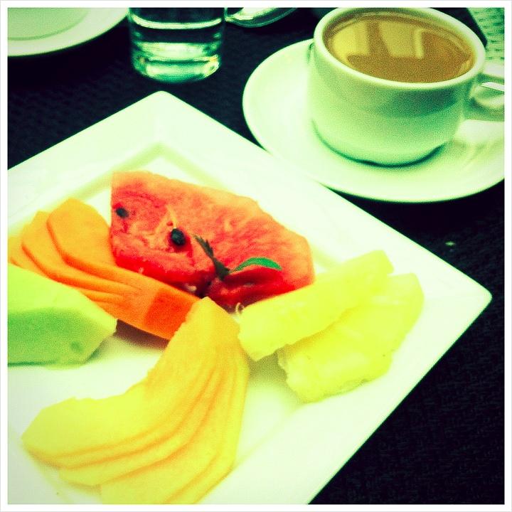 Geneva breakfast