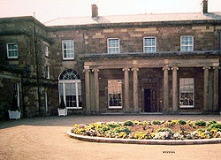 Hillsborough Castle is an official government residence in Northern Ireland. It is the residence of the Secretary of State for Northern Ireland,[1] and the official residence in Northern Ireland of Her Majesty Queen Elizabeth II and other members of the British Royal Family when they visit the region, as well as a guest house for prominent international visitors
