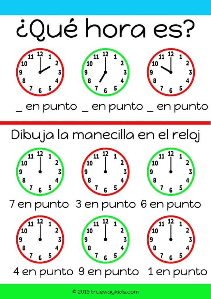 Aprende A Leer Un Reloj Esperando La Navidad Lección De La Biblia Lecciones De Biblia Para Preescolar Lecciones De La Biblia Lecciones Bíblicas Para Niños