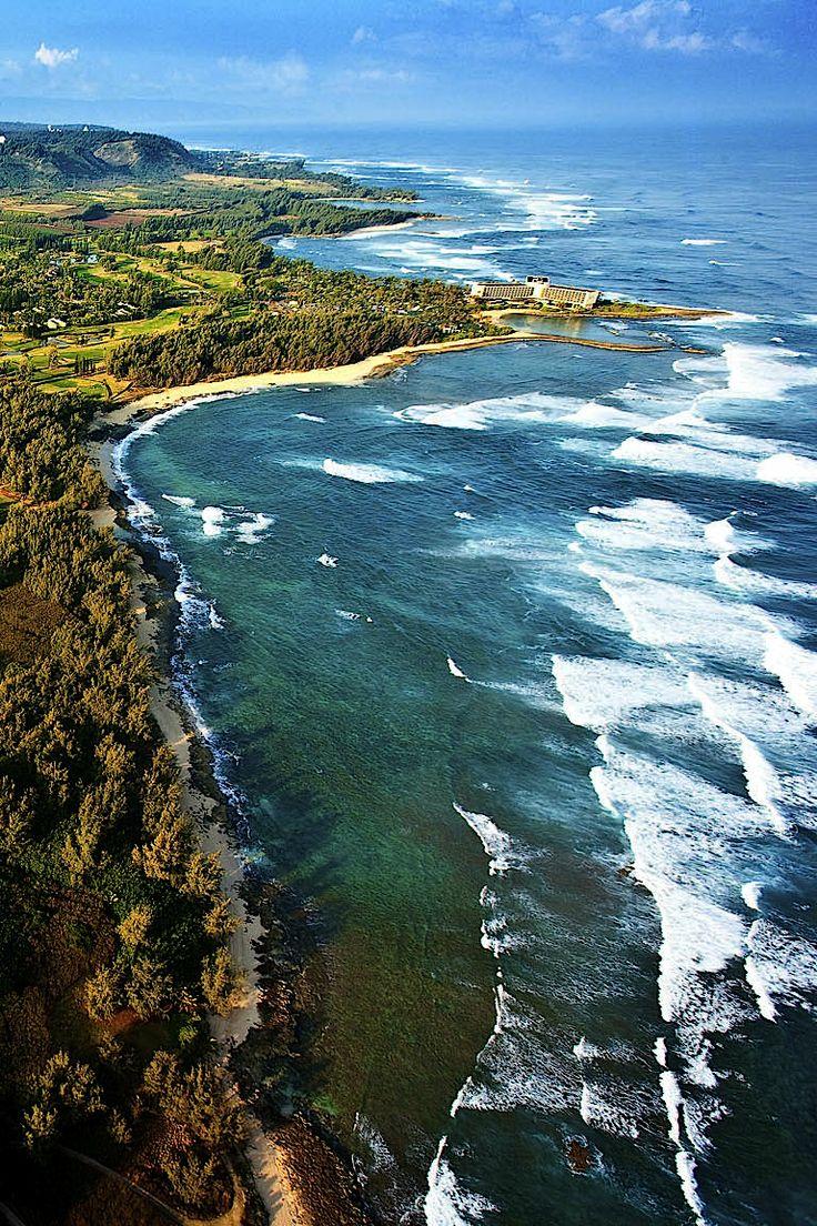 Oahu, Hawaii @turtlebayresort