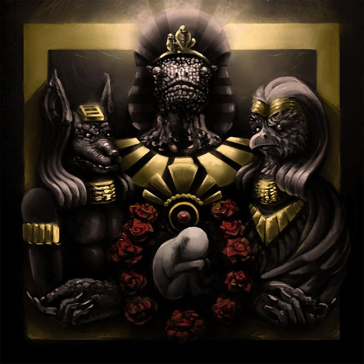 Annunakis:  It all begins on the planet Nibiru, which due to serious problems in its atmosphere, threatens to extinguish the race of Anunnaki. The only way in which their king, Alalu, could restore the atmosphere was using a technology that required large amounts of gold...