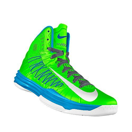 Nike Hyperdunk iD Girls\u0027 Basketball Shoe