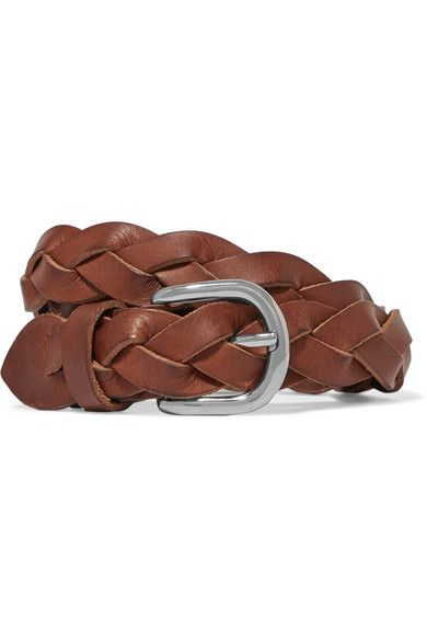 Chestnut leather (Cow) Buckle fastening Made in Italy