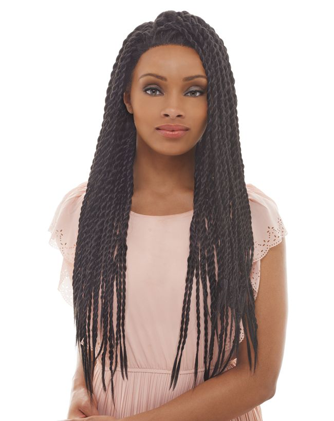 how to fix frizzy senegalese twists