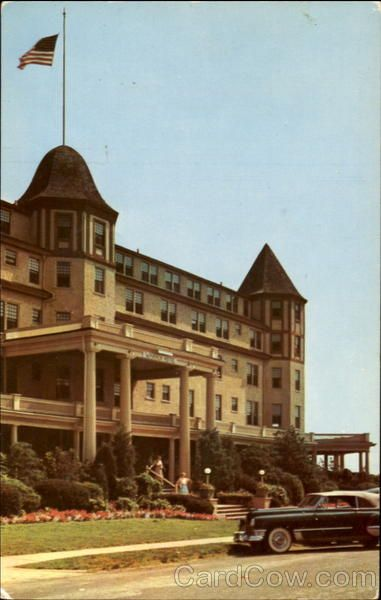 Warren Hotel Spring Lake Beach New Jersey The Colleen Of Coast