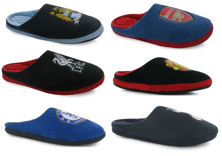 Football team slippers, #arsenal liverpool chelsea #spurs #manchester slippers -n,  View more on the LINK: 	http://www.zeppy.io/product/gb/2/301351921201/