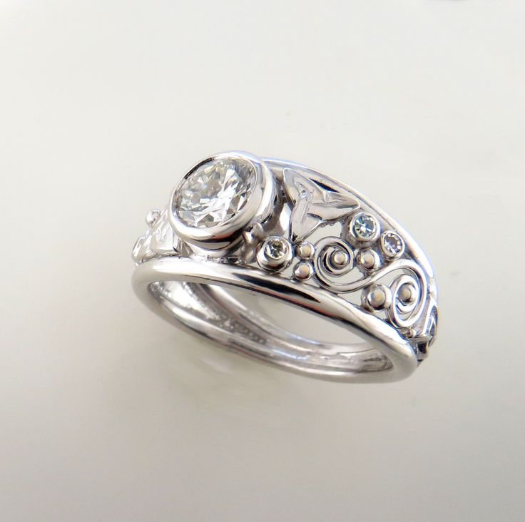 1000 images about custom celtic rings on