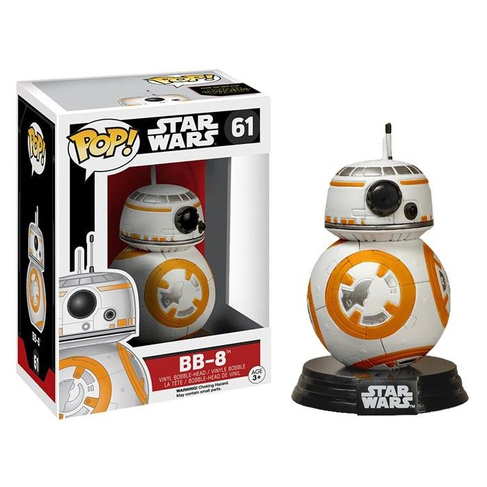 Figurine Pop! Star Wars Episode 7 BB-8
