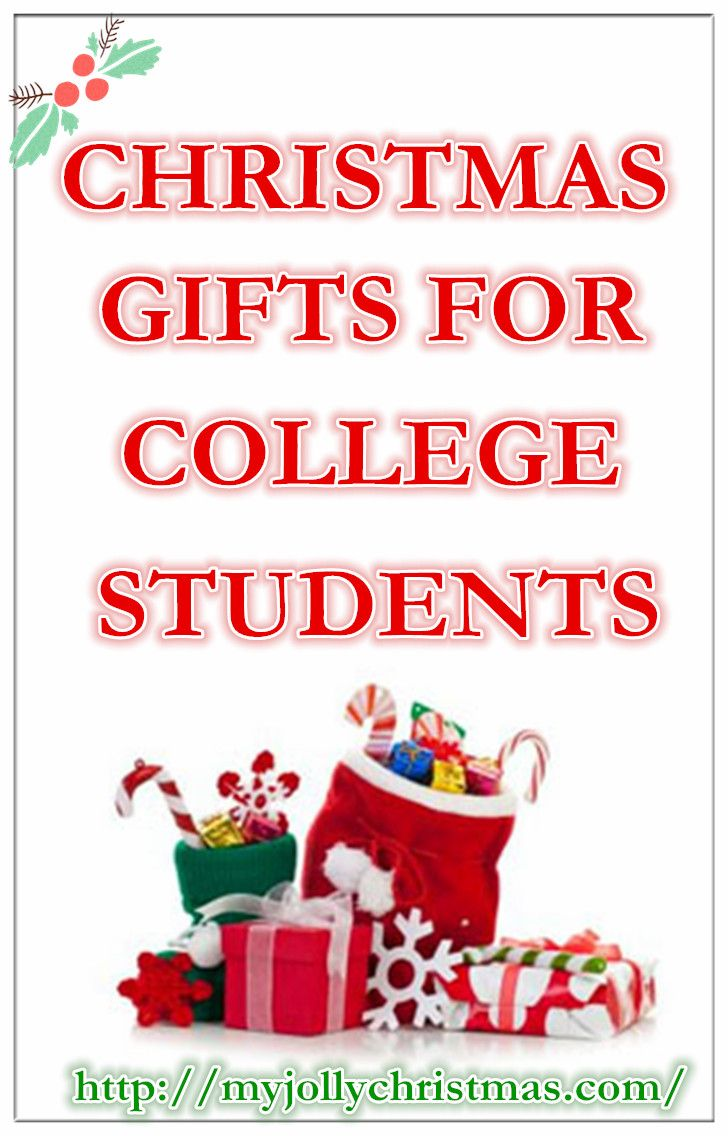 College Christmas Gifts