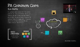 PA Common Core ELA Shifts Presentation/Activities