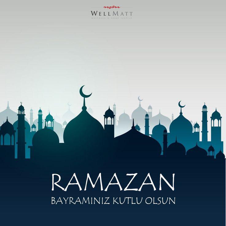 Razaman Bayramanız Kutlu Olsun #RamazanBayramı