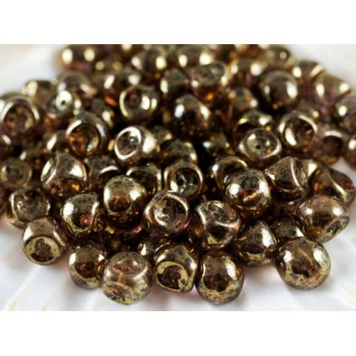 http://www.scarabeads.com/Glass-BEADS/Mushroom-Beads/20pcs-Mushroom-beads-9x8mm-Crystal-Lila-Gold-Luster