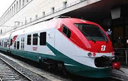Rome Airport Train - The Leonardo Express To Rome City Centre & Cheaper Alternatives