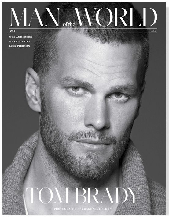 """""""I know my wife speaks five languages, so I always tell her I speak two: English and football."""" - Tom Brady"""