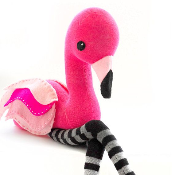 Crazy Cute Sock Toy Sewing Patterns | Threadistry