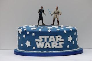 Star Wars Cake idea.
