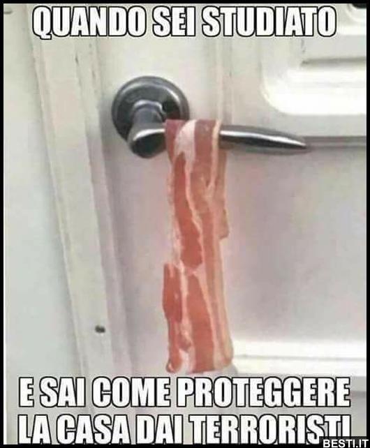 Proteggere la casa dai terroristi