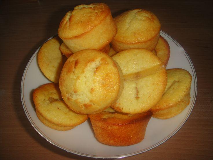Muffins au citron et yaourt ultras moelleux et délicieux