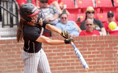 Ragin' Cajuns softball's Hayden named Top-10 Finalist for Inaugural ...