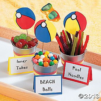 OMG!  So cute!  For my summer child's birthday!!