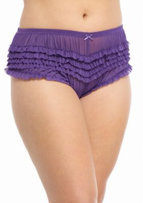 New Directions  Plus Size Rumba Hipster - H195519X