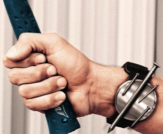 Ajuda a manter os parafusos, pregos e agulhas por perto. Foto: Reprodução Buzz Feed: