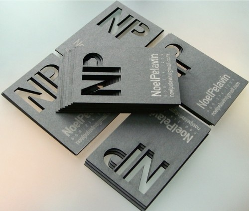 145 best business cards images on pinterest business card design laser cut business cards for noel pelavin printed by b type design in florida usa the card used is a heavy gage cottonboard with a dark charcoal reheart Gallery