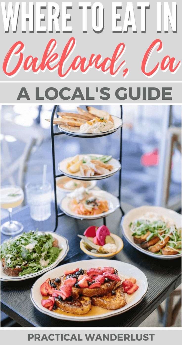 Next to San Francisco, Oakland, California is often overshadowed by its famous foodie cousin. But Oakland has amazing food! Our local's guide to where to eat in Oakland will help you find the best food in Oakland.
