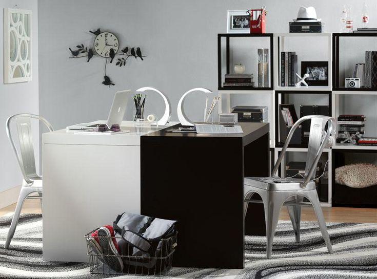 Loft Desk - Computer Desks - Home Office - Furniture | HomeDecorators.com