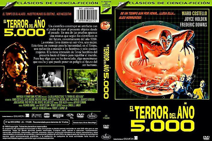 Película 𝗧𝗲𝗿𝗿𝗼𝗿 𝗳𝗿𝗼𝗺 𝘁𝗵𝗲 𝗬𝗲𝗮𝗿 5000[DVDRip][Castellano][Ciencia ficción][1958]