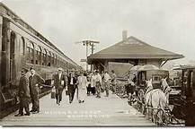 Monon Railroad Depot, Bedford Indiana  - Bing Images
