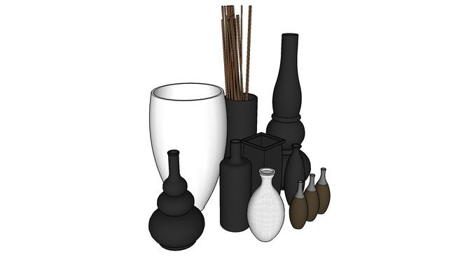 Vases - 3D Warehouse