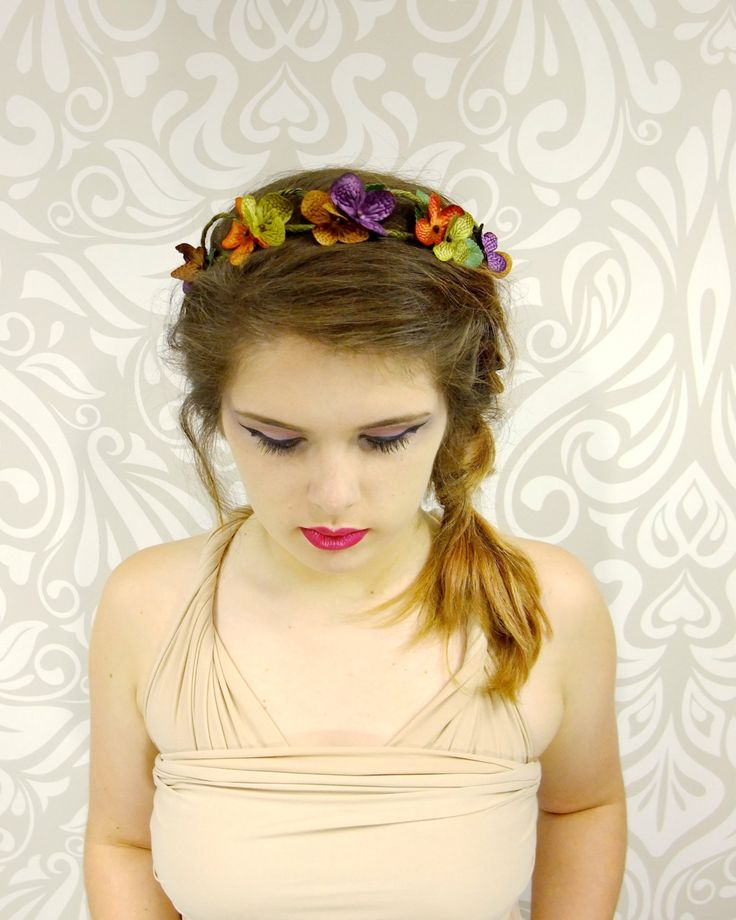 1000 Ideas About Flower Crown Hair On Pinterest: 1000+ Ideas About Flower Girl Crown On Pinterest