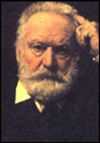 Escritor francés Víctor Hugo murió un 22 de mayo.  Desarrolla variedad de géneros pero se le recuerda por la novela Los Miserables y la Señora del Notre Dame.