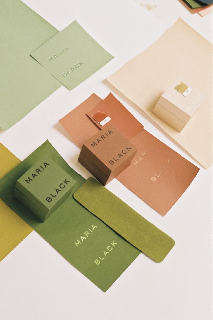 Stylish and minimalist packaging with a retro insp…