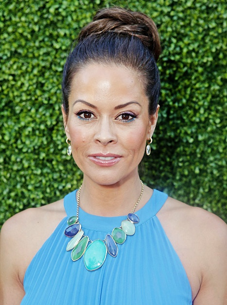 Dancing with the Stars hostess Brooke Burke-Charvet is teaming with the NPO Stand up to Cancer while she battles thyroid cancer.