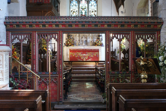 St. Mary's, King's Walden, Hertfordshire.