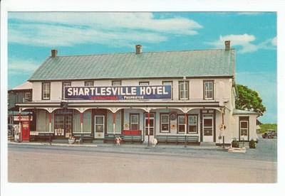 Shartlesville PA Pennsylvania Dutch Berks County J R Kauffman Postcard Old | eBay