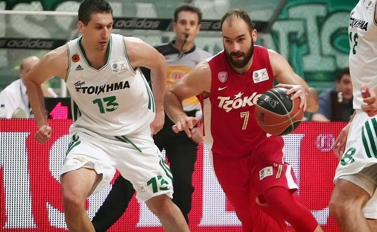 RedTheos24: LIVE: Παναθηναϊκός - Ολυμπιακός