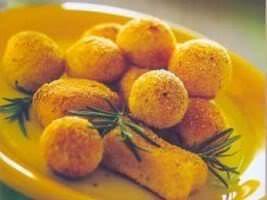 Croquetes de Batata - Receitas de Mãe
