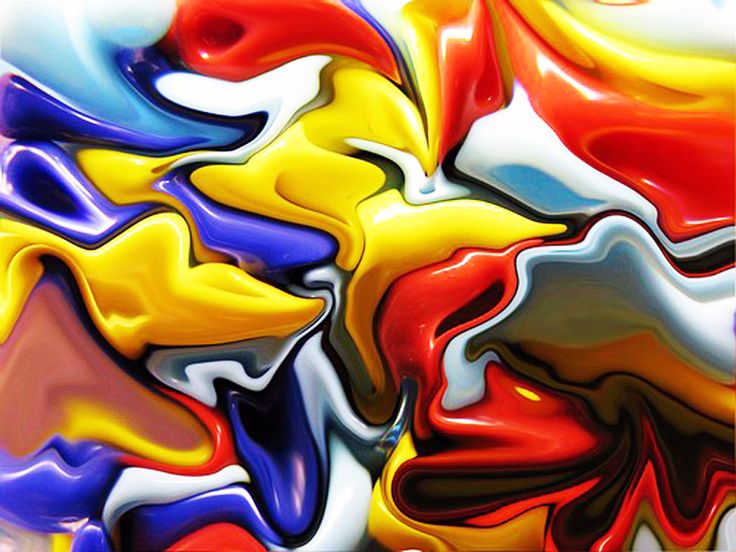 Download free design Colorful abstractual powerpoint backgrounds on white wallpapers.