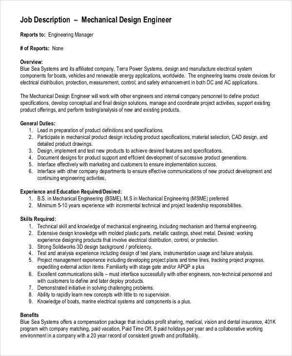 Amp Pinterest In Action In 2020 Mechanical Engineering Jobs Engineering Jobs Job Description