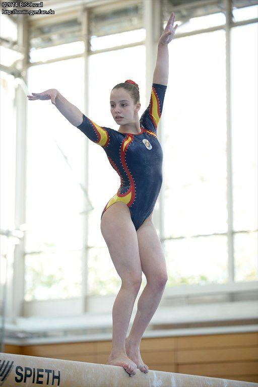 Lk 2014 04 12 Claudia Colom Esp Gymnastics Pinterest