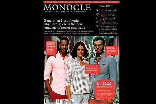 Revista «Monocle» faz capa com Geração Lusofonia e dedica-se aos países de língua portuguesa