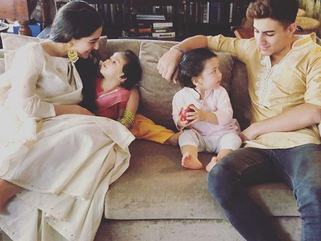Ibrahim Ali Khan Iakpataudi Instagram Photos And Videos Sara Ali Khan Bollywood Celebrities Celebrity Kids