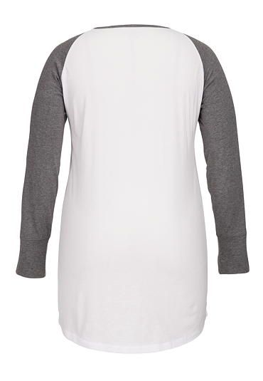 Do not disturb plus size nightshirt - maurices.com