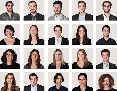 "Check out new work on my @Behance portfolio: ""150 portraits KR Media / GroupM"" http://on.be.net/1NIp9H0"