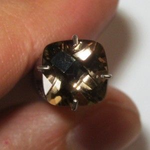 Smoky Quartz Kotak Cushion 1.34 carat